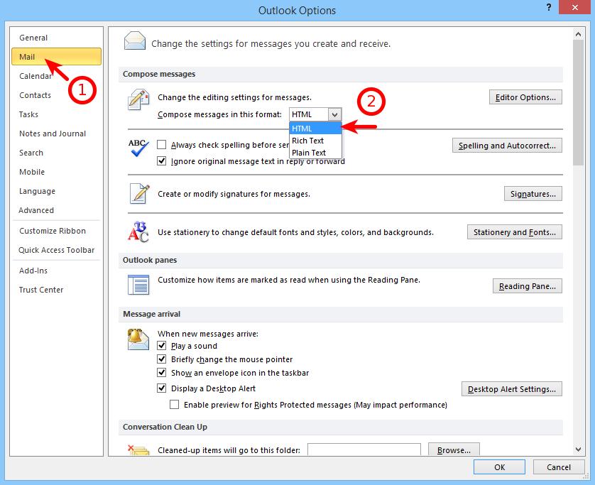 Memperbaiki Masalah Encoding Tnef Atau Attachment Winmail Dat Pada